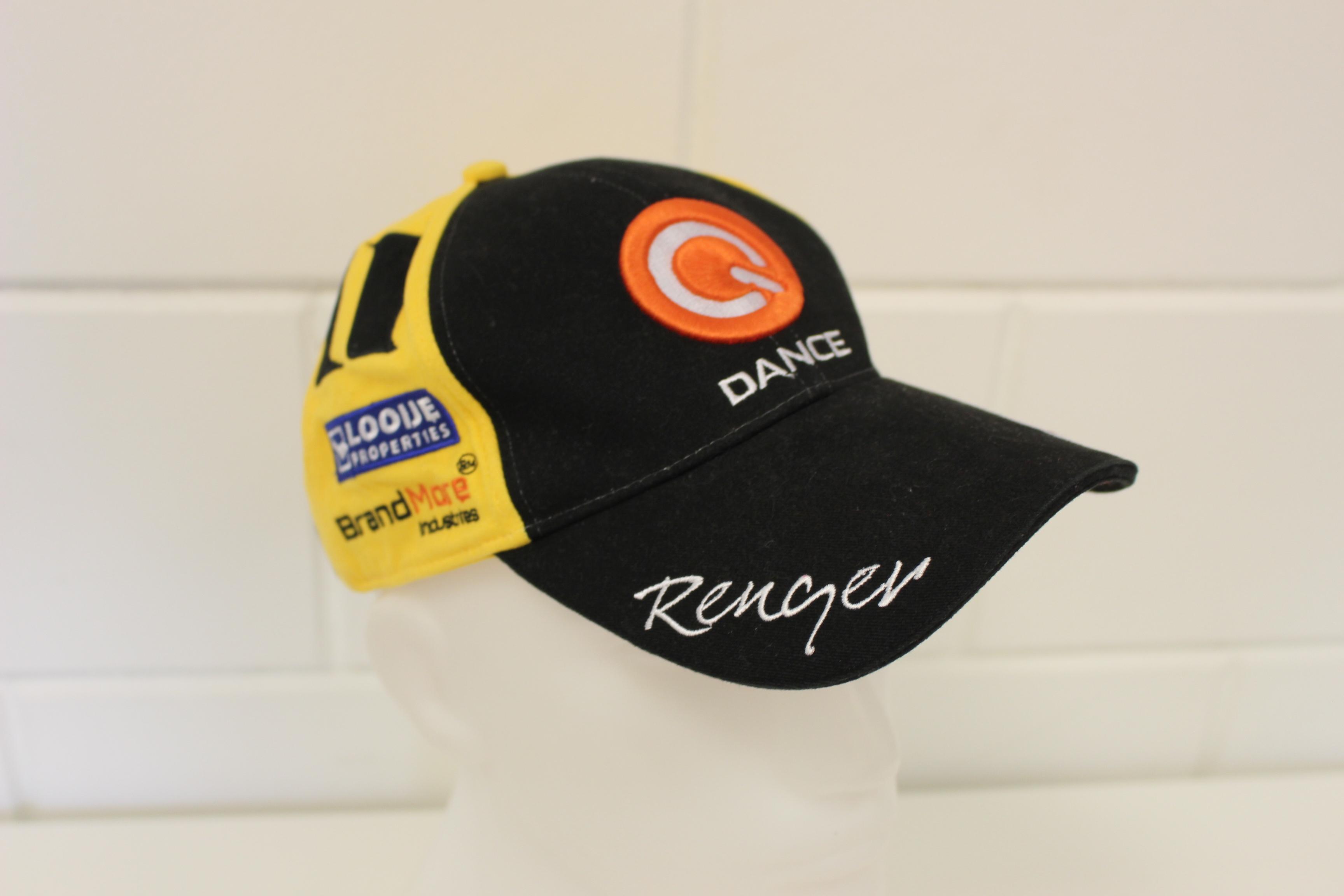 trucker cap ontwerpen